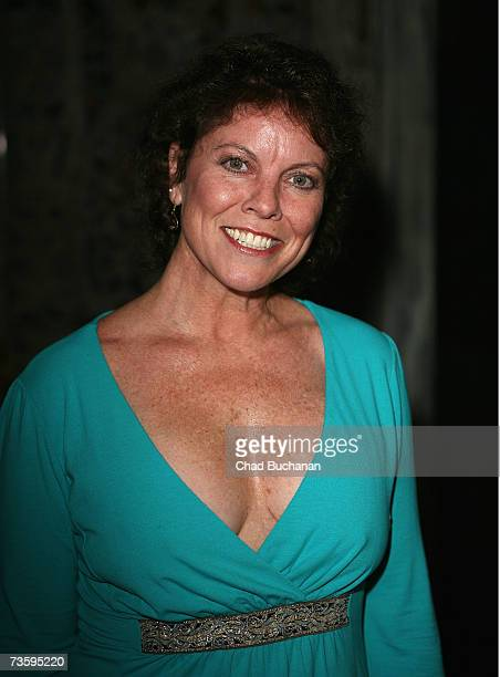Actress Erin Moran attends a launch party for DeeDee Bigelow's episode on Surreal Life at Mood supperclub on March 14, 2007 in Los Angeles,...