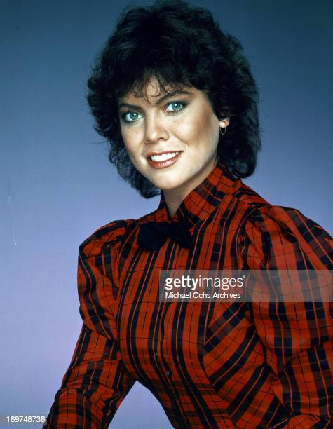 Actress Erin Moran poses for a portrait in circa 1980.