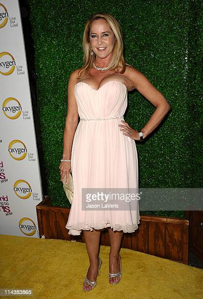 "Actress Erin Murphy attends Oxygen's ""The World According To Paris"" premiere party at Tropicana Bar at The Hollywood Rooselvelt Hotel on May 17, 2011..."