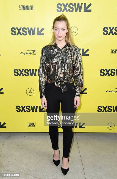 Actress Eryn Rea attends the 'Outside In' premiere during the 2018 SXSW Conference and Festivals at the ZACH Theatre on March 10 2018 in Austin Texas