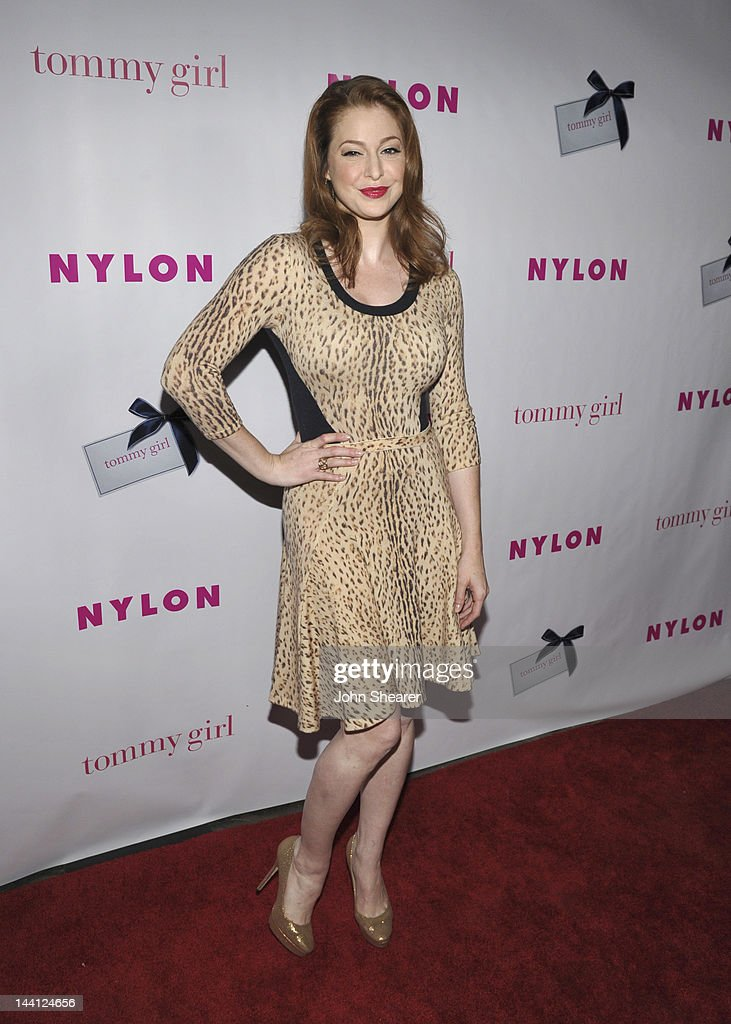 NYLON Magazine And Tommy Girl Celebrate The Annual May Young Hollywood Issue - Party : Nachrichtenfoto