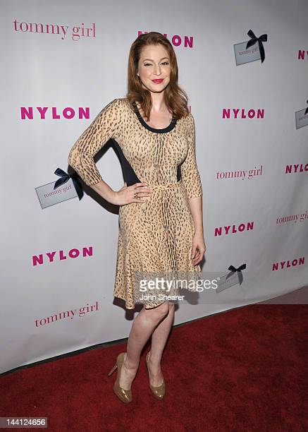 Actress Esme Bianco attends NYLON Magazine And Tommy Girl Celebrate The Annual May Young Hollywood Issue Party at Hollywood Roosevelt Hotel on May 9...