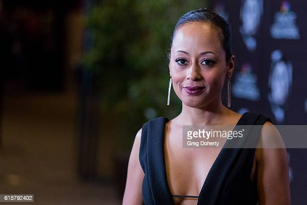 Actress Essence Atkins arrives for the NBCUniversal Hosts 11th Annual SHORT FILM FESTIVAL Finale Screening & Awards Ceremony at DGA Theater on...