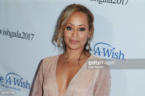 Actress Essence Atkins attends the MakeAWish Greater Los Angeles 2017 Wish Gala at Hollywood Palladium on November 9 2017 in Los Angeles California