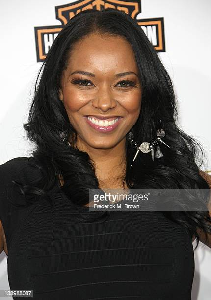 Actress Esther Baxter attends the Premiere of Tyler Perry's Good Deeds at the Regal Cinemas LA Live on February 14 2012 in Los Angeles California