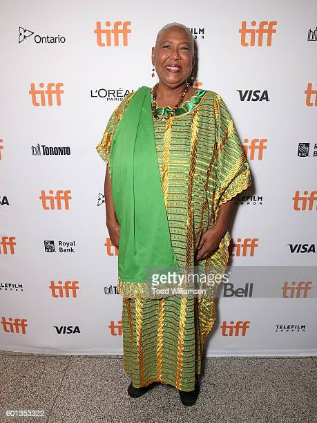 Actress Esther Scott attends Fox Searchlight's The Birth of a Nation special presentation during the 2016 Toronto International Film Festival at...