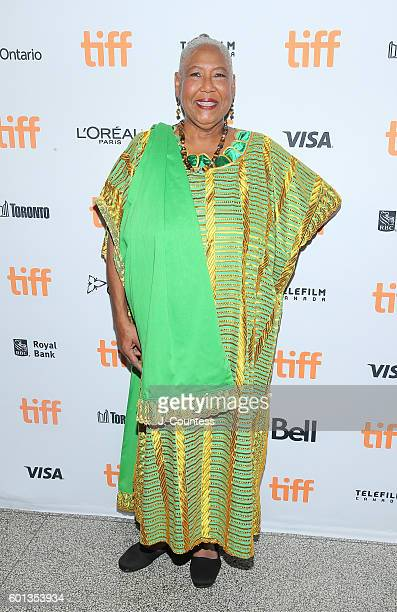 Actress Esther Scott attends the 2016 Toronto International Film Festival premiere of The Birth Of A Nation Premiere at Winter Garden Theatre on...