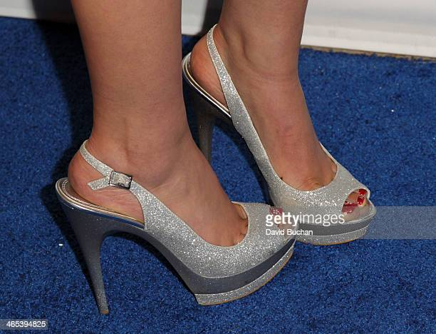 Actress Estrella Nouri attends the 2nd Annual Billboard Grammys AfterParty at The London Hotel on January 26 2014 in West Hollywood California