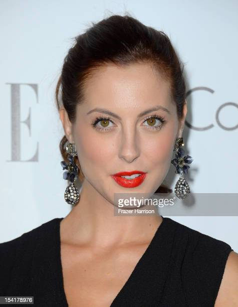 Actress Eva Amurri arrives at ELLE's 19th Annual Women In Hollywood Celebration at the Four Seasons Hotel on October 15 2012 in Beverly Hills...