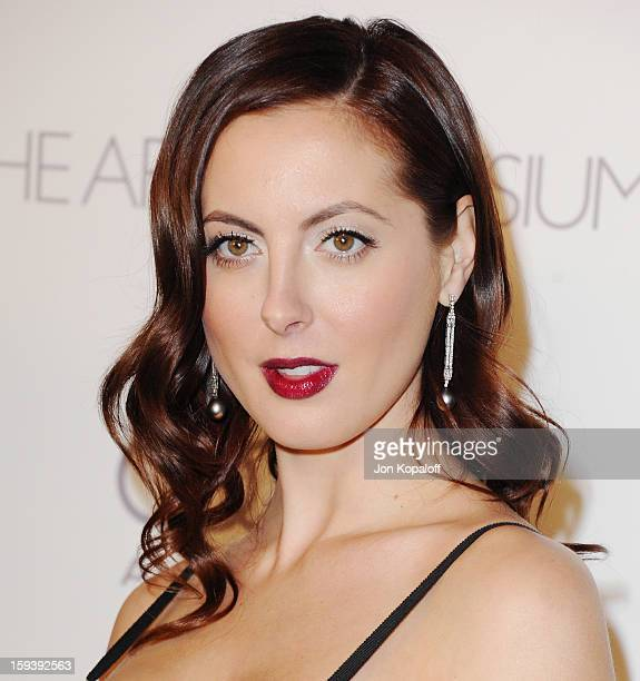 Actress Eva Amurri arrives at the Art Of Elysium's 6th Annual Heaven Gala on January 12 2013 in Los Angeles California