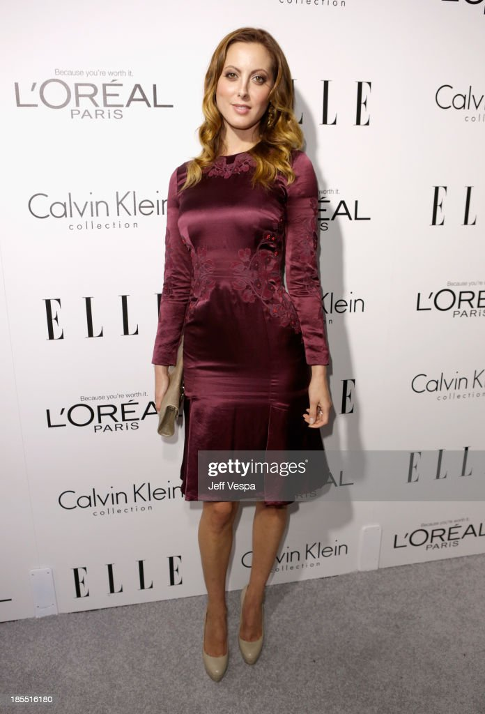 Actress Eva Amurri attends ELLE's 20th Annual Women In Hollywood Celebration at Four Seasons Hotel Los Angeles at Beverly Hills on October 21, 2013 in Beverly Hills, California.