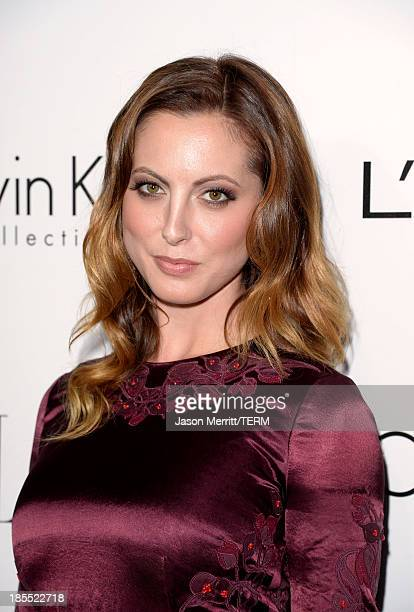 Actress Eva Amurri attends ELLE's 20th Annual Women In Hollywood Celebration at Four Seasons Hotel Los Angeles at Beverly Hills on October 21 2013 in...