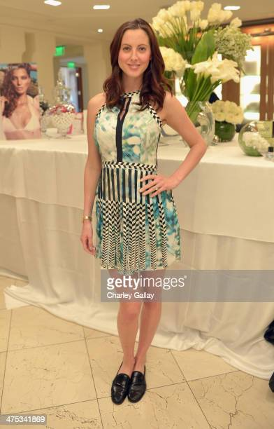 Actress Eva Amurri attends the beauty luncheon and spa day with Lancome and Clarisonic during Vanity Fair Campaign Hollywood at Montage Beverly Hills...