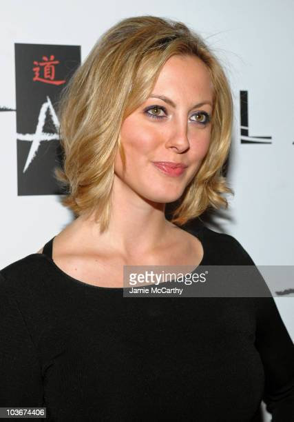 Actress Eva Amurri attends the TAO and LAVO anniversary weekend held at TAO in the Venetian Resort Hotel Casino on October 3 2009 in Las Vegas Nevada