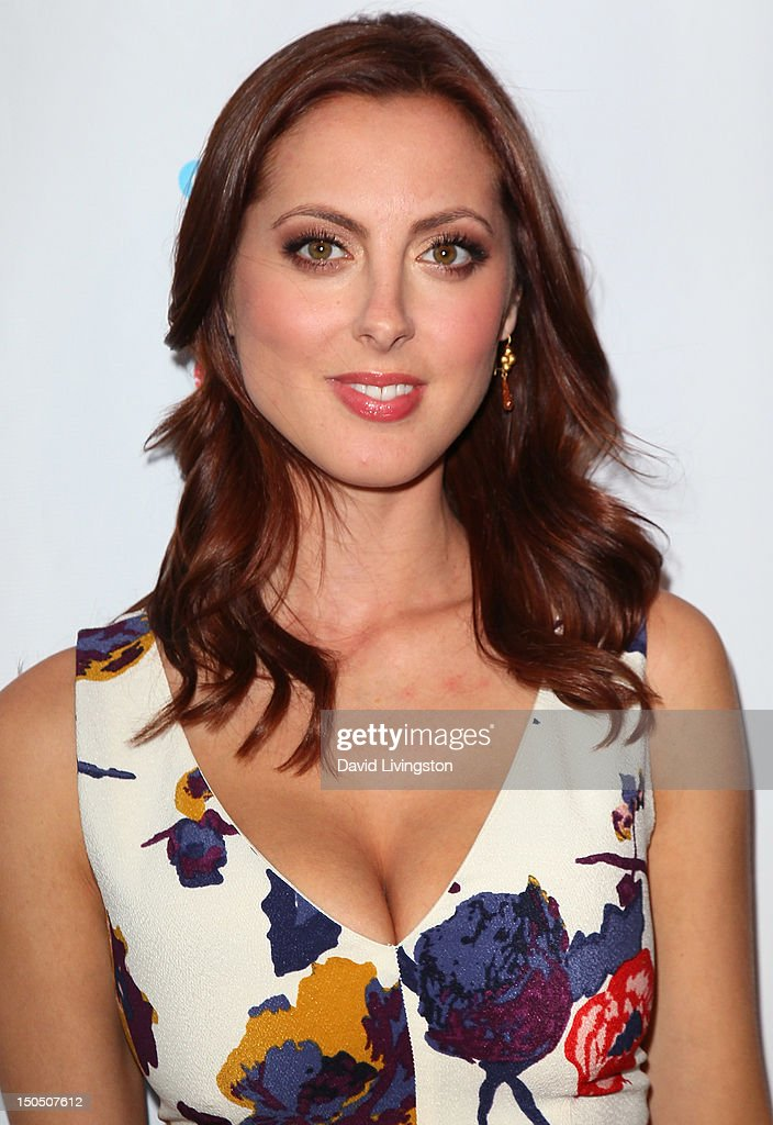 Actress Eva Amurri Martino attends Friends to Mankind's 2nd annual 18 For 18 charity event and fundraiser 'The Jump' benefitting the Somaly Mam Foundation at Lexington Social House on August 19, 2012 in Hollywood, California.