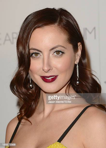 Actress Eva Amurri Martino attends The Art of Elysium's 6th Annual HEAVEN Gala presented by Audi at 2nd Street Tunnel on January 12 2013 in Los...