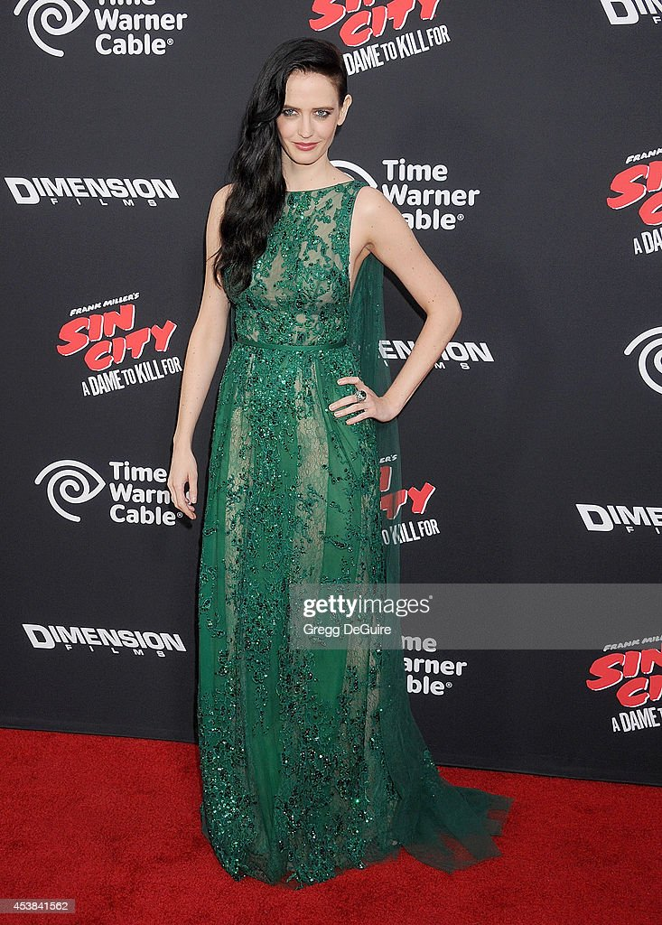 """Sin City: A Dame To Kill For"" - Los Angeles Premiere - Arrivals"