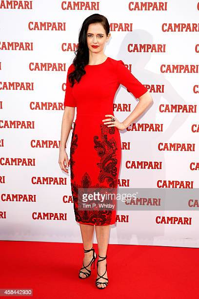 Actress Eva Green attends Italian drinks brand Campari launches exclusive 2015 Campari Calendar This year's iconic Calendar is the 16th edition...