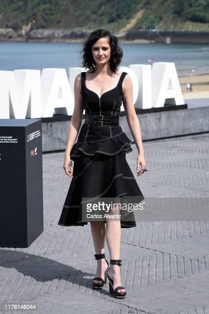 Actress Eva Green attends 'Proxima' premiere during 67th San Sebastian Film Festival on September 21 2019 in San Sebastian Spain