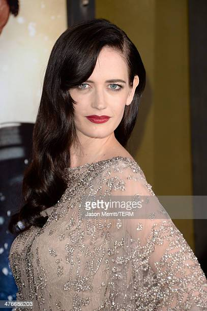 Actress Eva Green attends the premiere of Warner Bros Pictures and Legendary Pictures' '300 Rise Of An Empire' at TCL Chinese Theatre on March 4 2014...