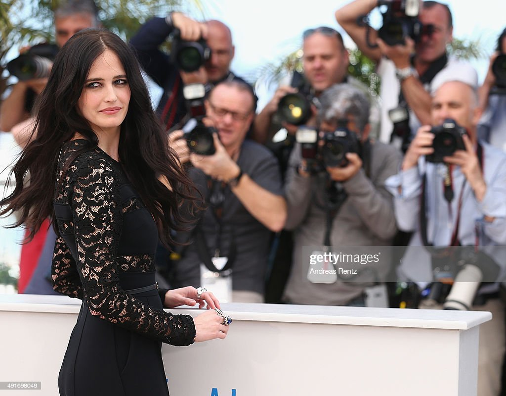 """""""The Salvation"""" Photocall - The 67th Annual Cannes Film Festival : News Photo"""