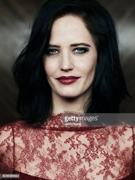 Actress Eva Green is photographed for 20th Century Fox on June 1 2016 in London England