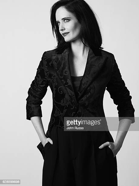 Actress Eva Green is photographed for 20th Century Fox on June 1, 2016 in London, England.