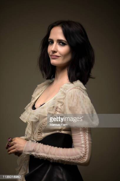 Actress Eva Green is photographed for Los Angeles Times on March 10 2019 in Beverly Hills California PUBLISHED IMAGE CREDIT MUST READ Marcus Yam/Los...