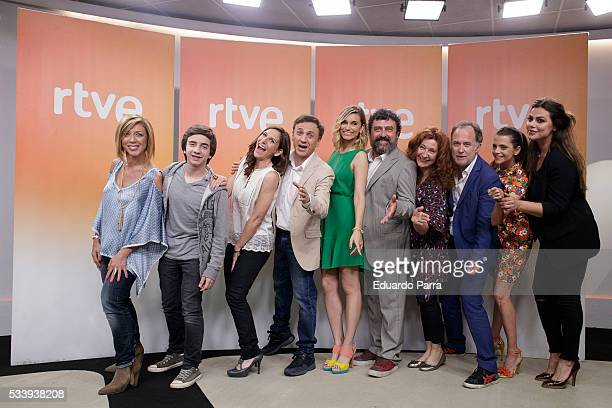 Actress Eva Isanta actor Inigo Navares actress Malena Alterio actor Jose Mota actress Norma Ruiz actor Paco Tous actress Chiqui Fernandez actress...