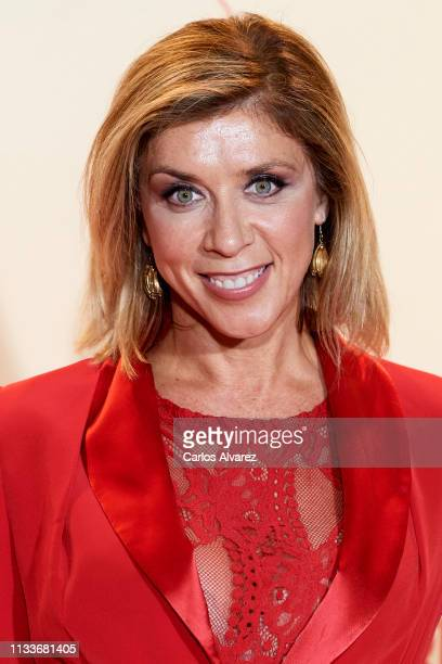 Actress Eva Isanta attends the Fotogramas Awards 2019 at Florida Park Club on March 04 2019 in Madrid Spain