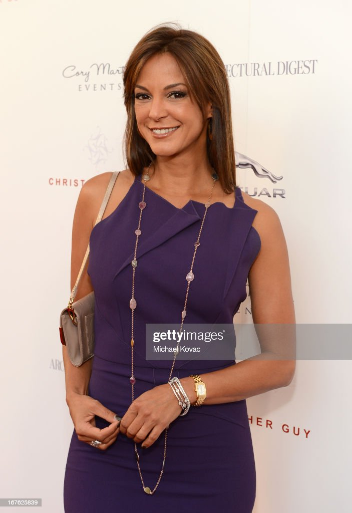 Actress Eva La Rue attends BritWeek Christopher Guy event with official vehicle sponsor Jaguar on April 26, 2013 in Los Angeles, California.