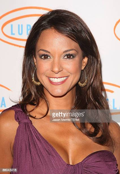 Actress Eva La Rue attends the 9th annual Lupus LA Orange Ball at the Beverly Wilshire Four Seasons Hotel on May 28 2009 in Beverly Hills California