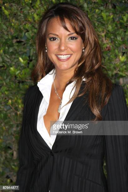 Actress Eva La Rue attends TV Guide's Sixth Annual Emmy Awards After Party at The Kress on September 21 2008 in Los Angeles California