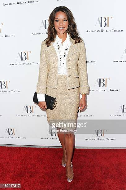Actress Eva LaRue attends American Ballet Theatre's annual Stars Under The Stars An Evening In Los Angeles event on September 12 2013 in Hollywood...