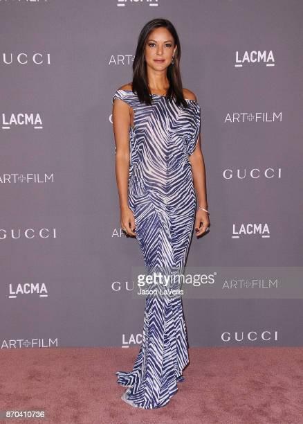 Actress Eva LaRue attends the 2017 LACMA Art Film gala at LACMA on November 4 2017 in Los Angeles California