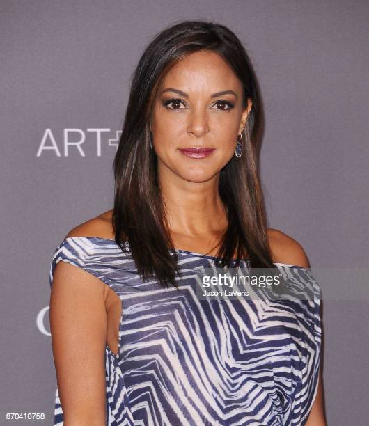 Actress Eva LaRue attends the 2017 LACMA Art Film gala at LACMA on November 4 2017 in Los Angeles California