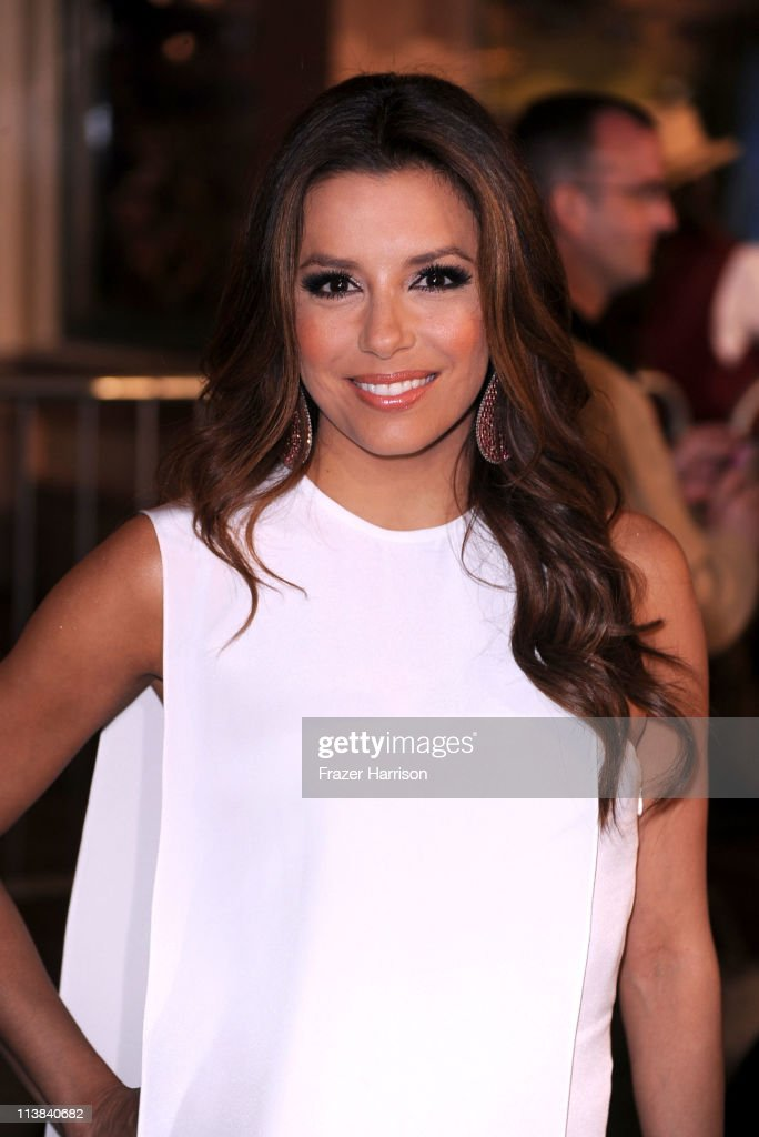 Actress Eva Longoria arrives at premiere of Walt Disney Pictures' 'Pirates of the Caribbean: On Stranger Tides' held at Disneyland on May 7, 2011 in Anaheim, California. Proceeds from the world premiere of Walt Disney Pictures' 'Pirates Of The Caribbean: On Stranger Tides' will benefit the Boys & Girls Clubs of America