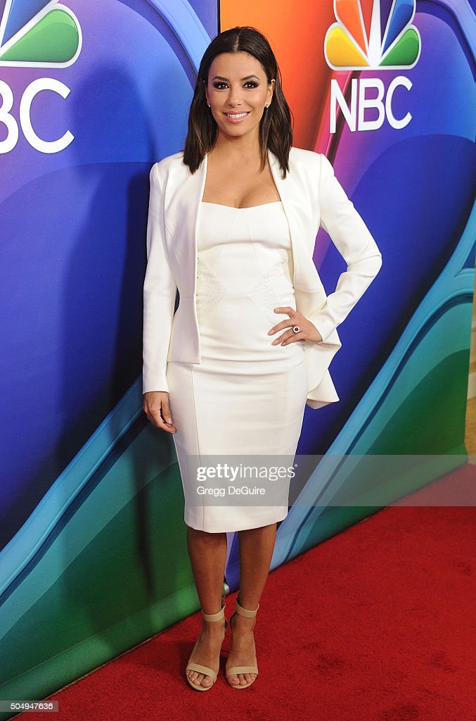 2016 Winter TCA Tour - NBCUniversal Press Tour - Arrivals