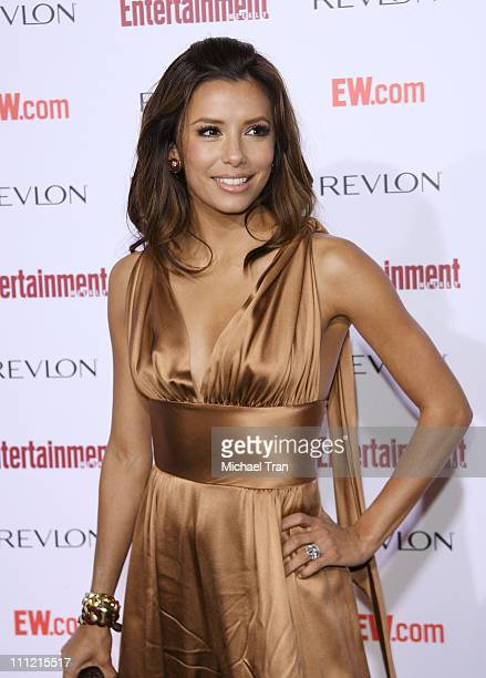 Actress Eva Longoria arrives at the Entertainment Weekly's 5th Annual Pre-Emmy Party at Opera and Crimson on September 15, 2007 in Hollywood,...