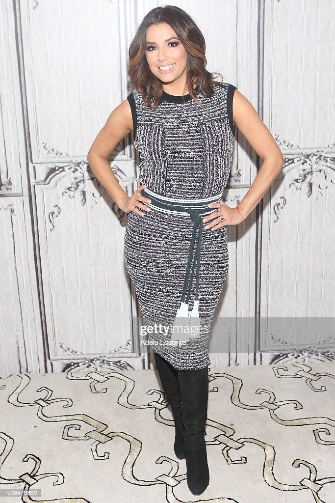 "AOL BUILD Series: Eva Longoria ""Telenovela"""