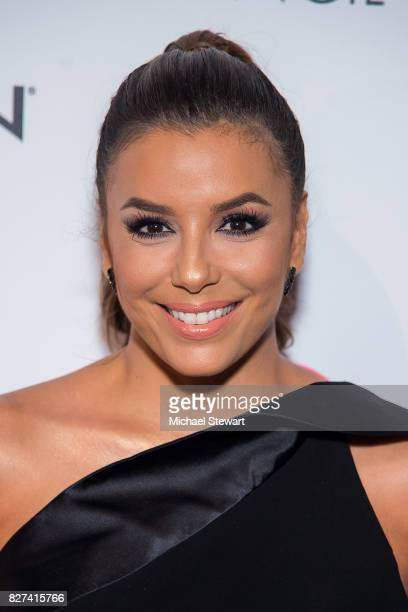 Actress Eva Longoria attends the 21st Annual Ace Awards at Cipriani 42nd Street on August 7 2017 in New York City