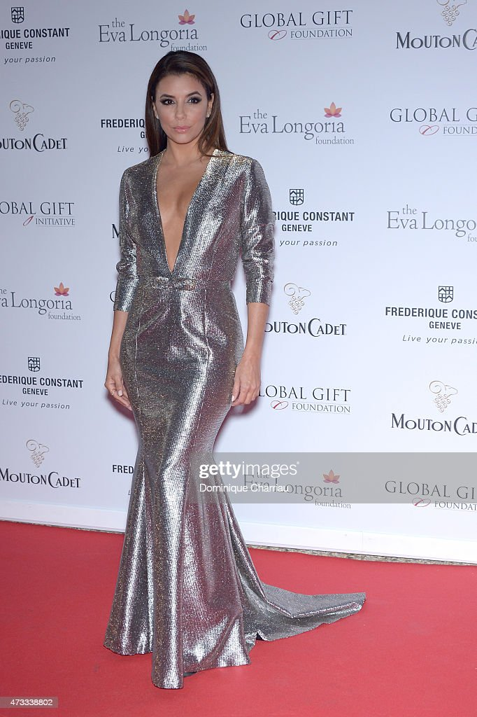 Global Gift Gala - The 68th Annual Cannes Film Festival : News Photo