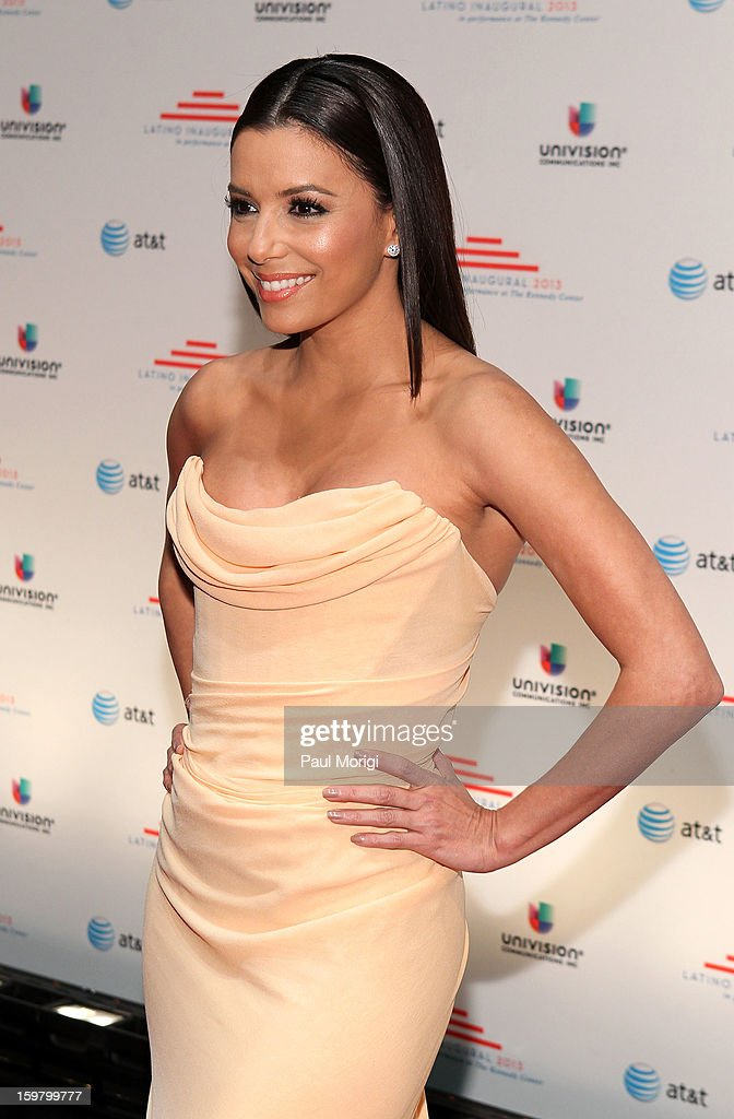 Latino Inaugural 2013 - Arrivals : News Photo