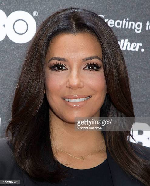 Actress Eva Longoria attends the NALIP 16th Annual Media Summit hosts key note lunch with Eva Longoria at W Hollywood on June 26 2015 in Hollywood...