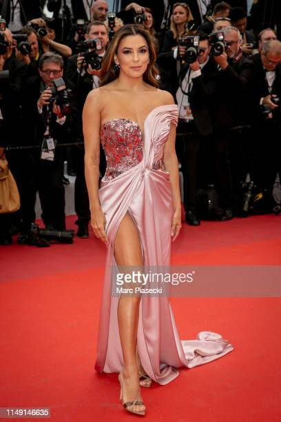 Actress Eva Longoria attends the opening ceremony and screening of The Dead Don't Die during the 72nd annual Cannes Film Festival on May 14 2019 in...
