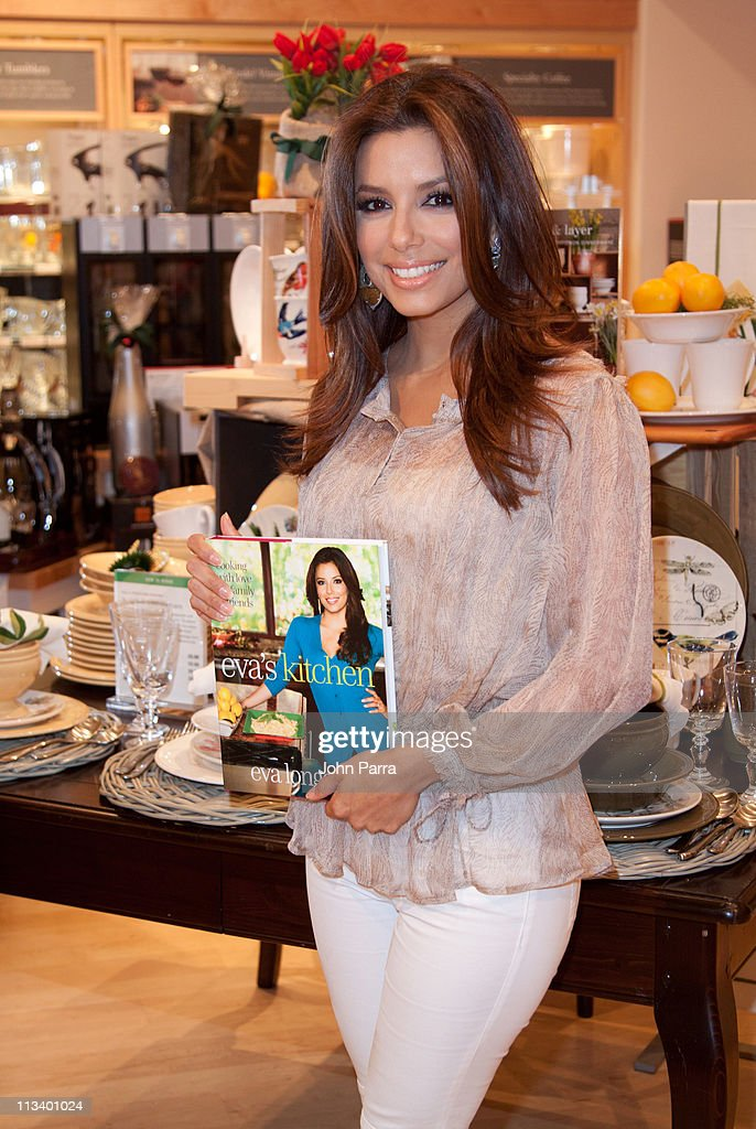 Eva Longoria Book Signing Photos and Images | Getty Images