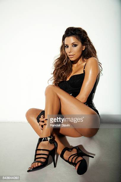 Actress Eva Longoria is photographed for GQ Mexico on October 16 2012 in Los Angeles California