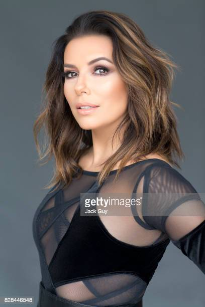 Actress Eva Longoria is photographed for Latina Magazine on October 11 2016 in Los Angeles California COVER IMAGE