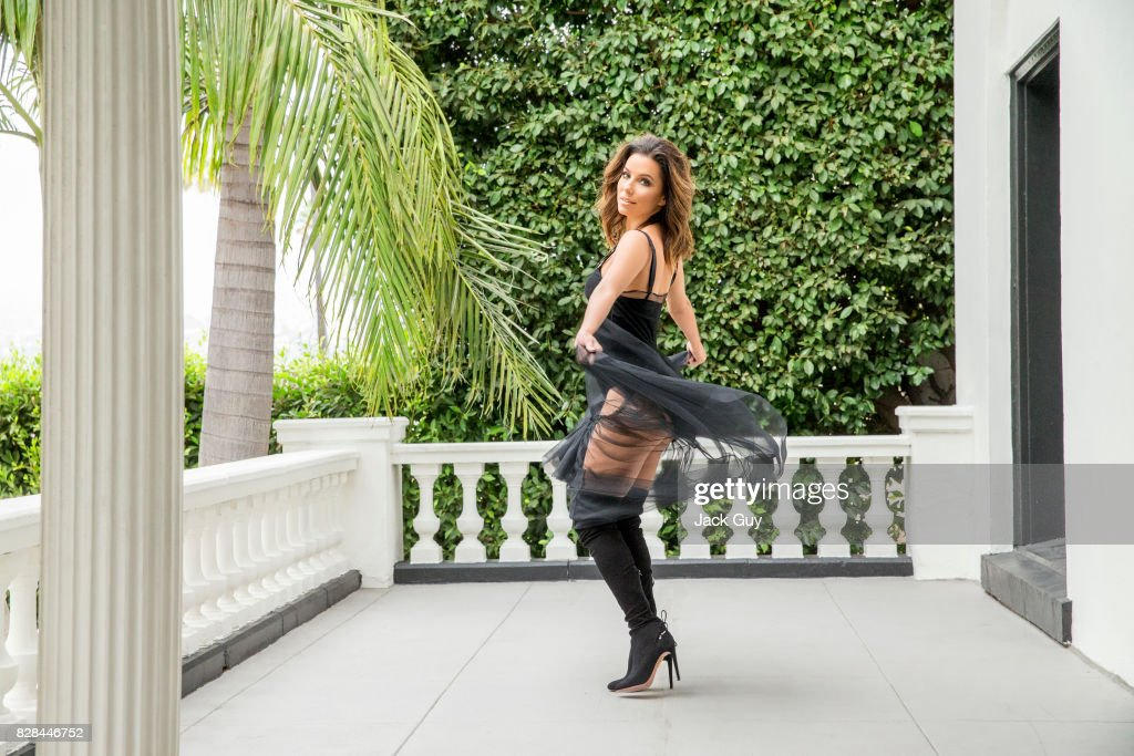 Actress Eva Longoria is photographed for Latina Magazine on October 11, 2016 in Los Angeles, California. PUBLISHED