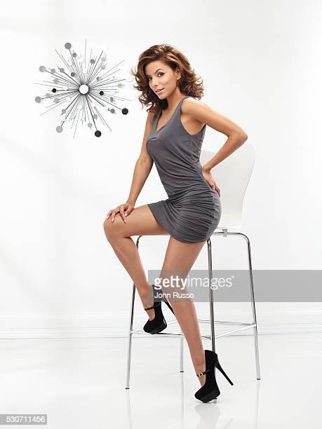 Actress Eva Longoria is photographed in 2009
